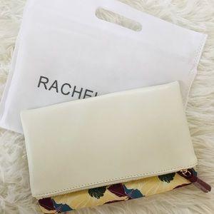 Rachel Pally bloom floral reversible clutch